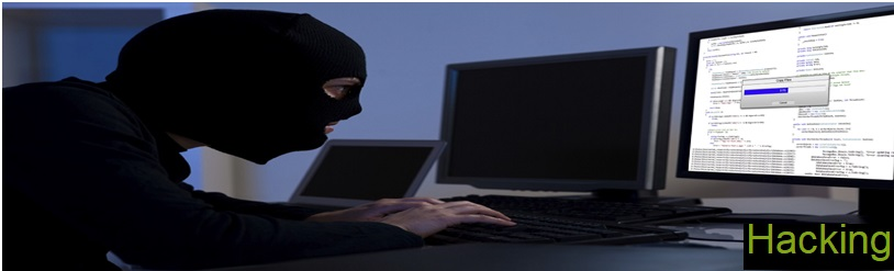 Hacking in Cyber Crime